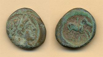 Coin of Philip II